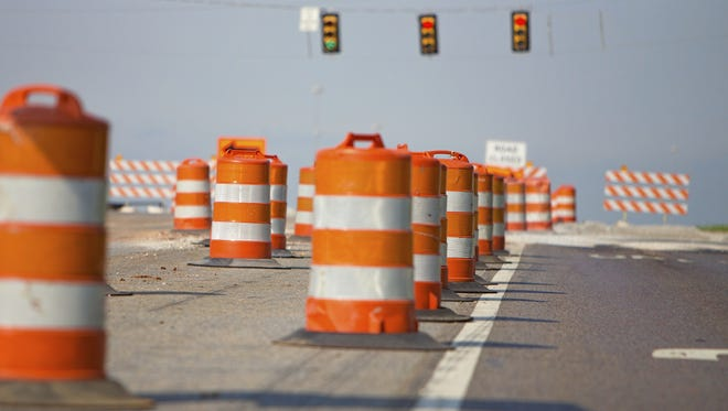West Lafayette is undergoing more road construction.
