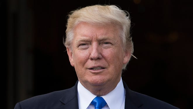 President Trump at the White House on June 29, 2017.