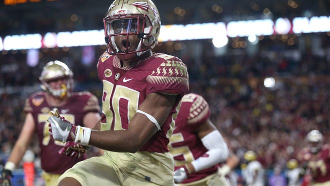 After a breakout season, Florida State junior wide receiver Nyqwan Murray looks to lead the Seminoles offense in 2017.