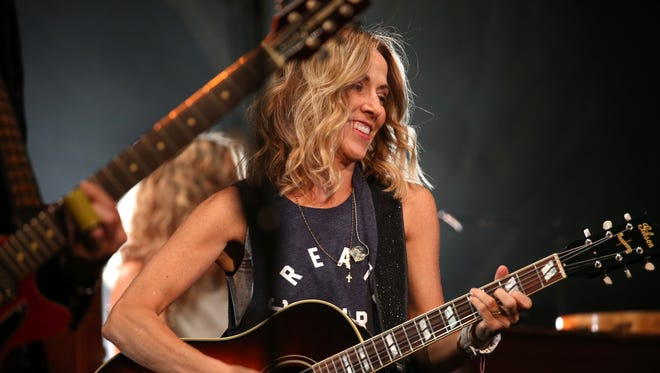 Sheryl Crow, pictured in June during the Rochester Jazz Festival, has upcoming shows in New York City, Holmdel and Camden.