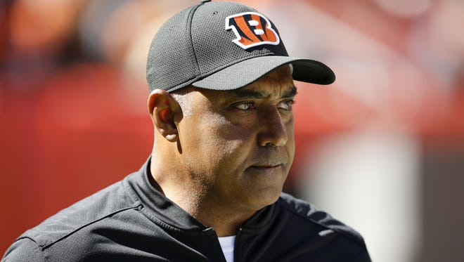 Cincinnati Bengals head coach Marvin Lewis hopes his team can turn it around in the second half.
