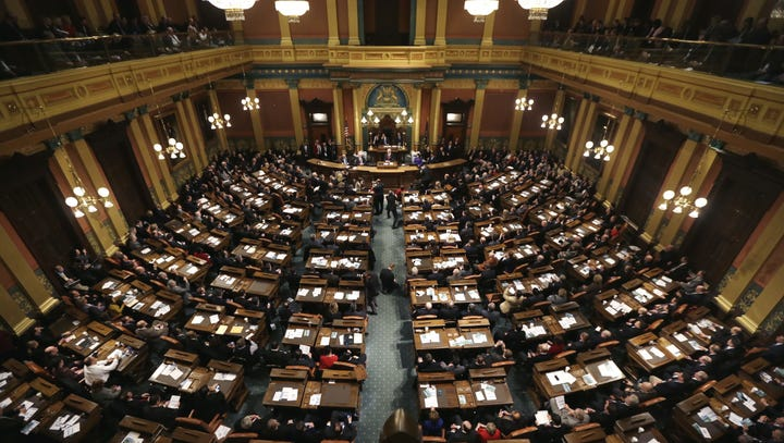 Bill forcing Michigan Medicaid recipients to work nears final OK