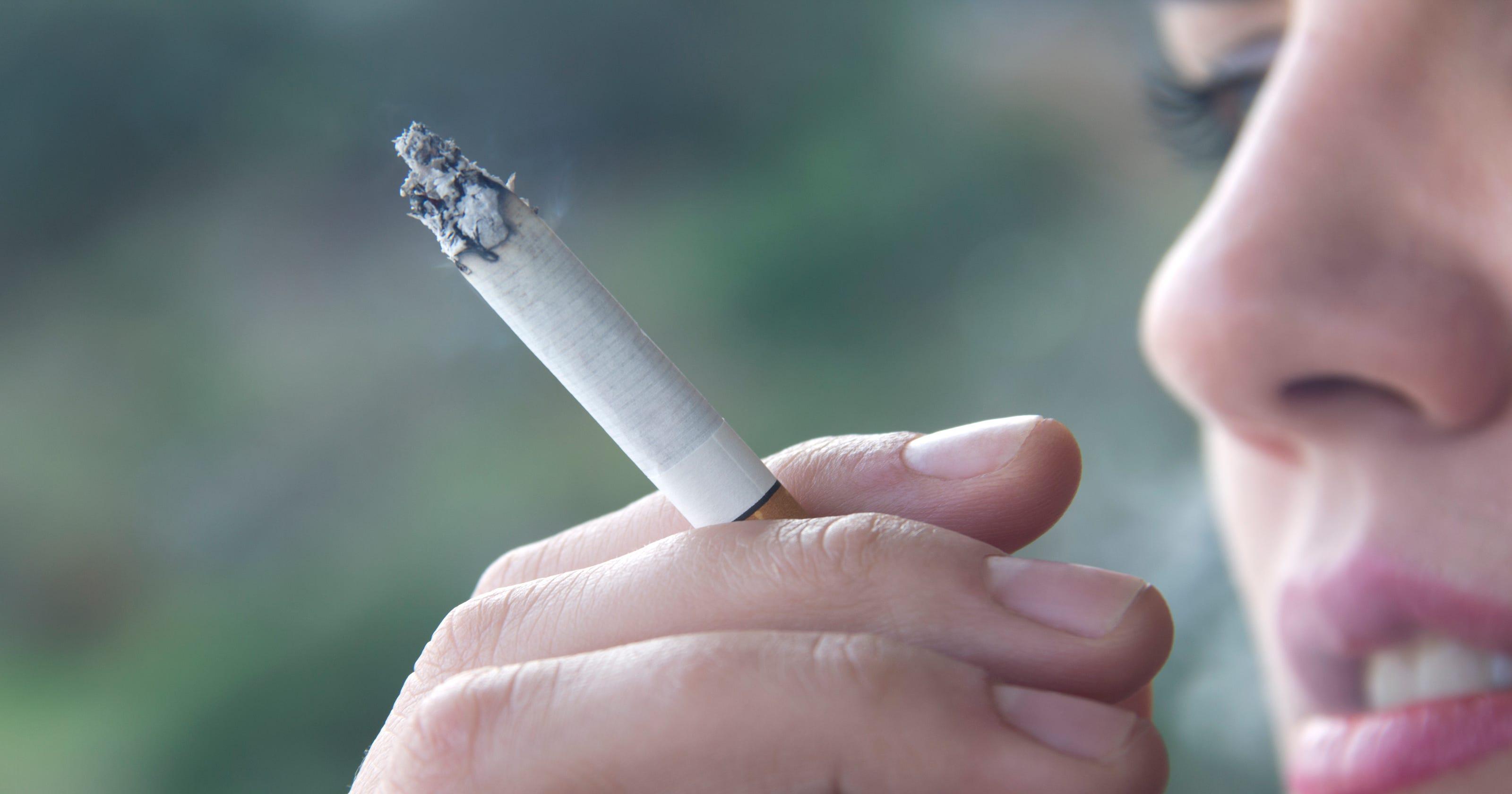 Rockland may raise smoking age