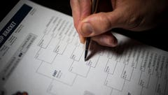 NCAA brackets hurt workplace productivity, say experts in — hey, when's tip-off?