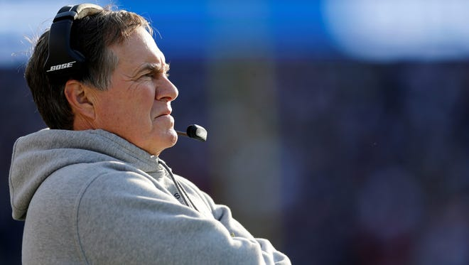 New England Patriots head coach Bill Belichick may have to testify in trial of former player.