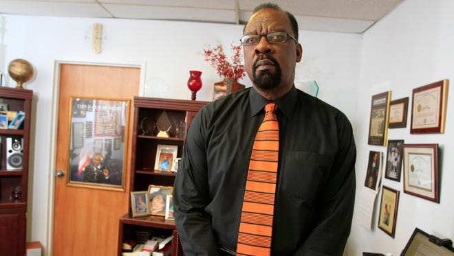 Dr. Jim Bostic, executive director of the Nepperhan Community Center in Yonkers.
