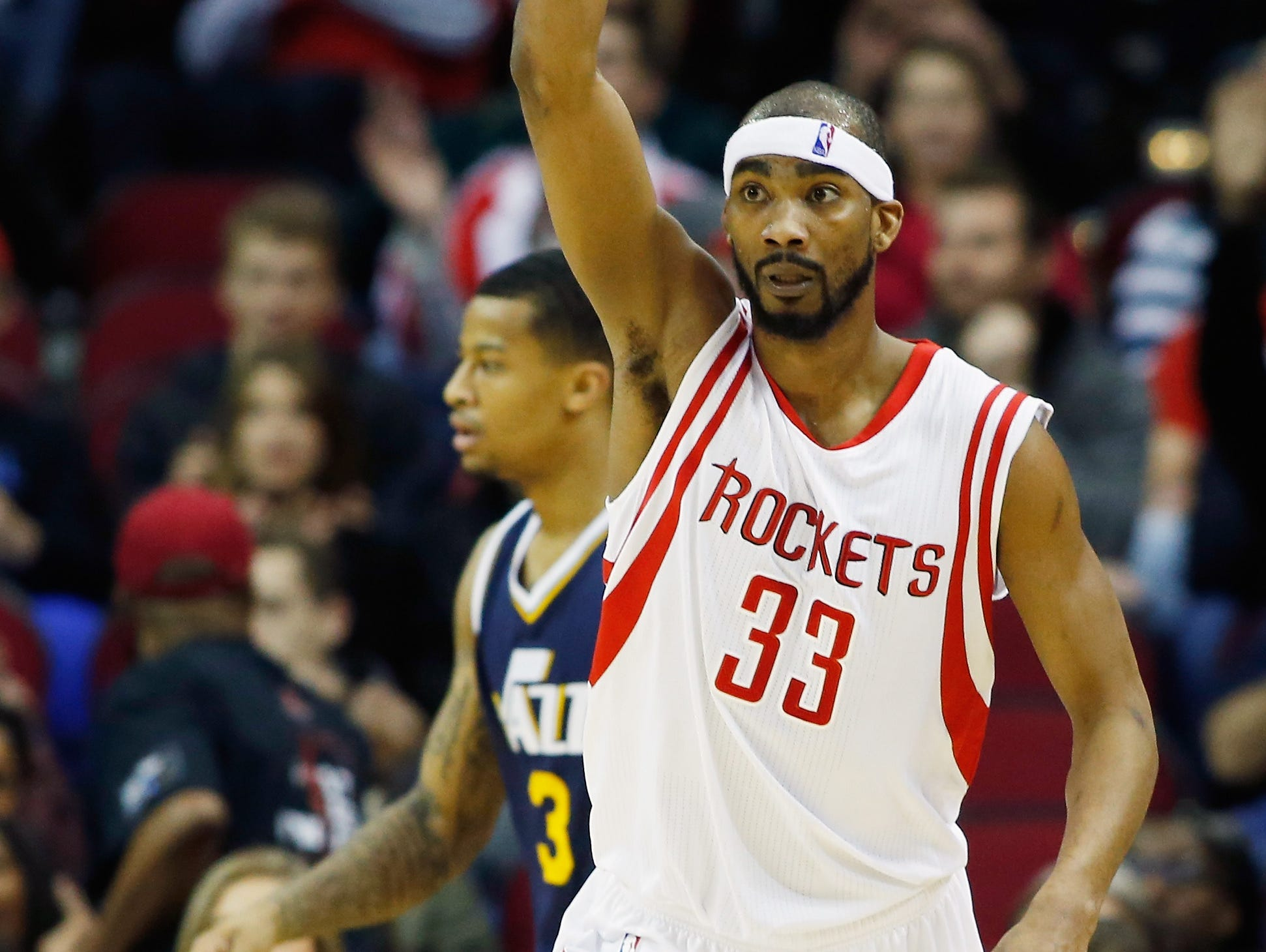 Former Florida Gators star Corey Brewer has journeyed around the NBA, but he may have found a home in Houston.