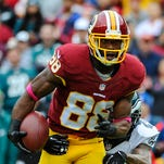Pierre Garcon sued FanDuel one year after promoting the company's games on his Twitter account.