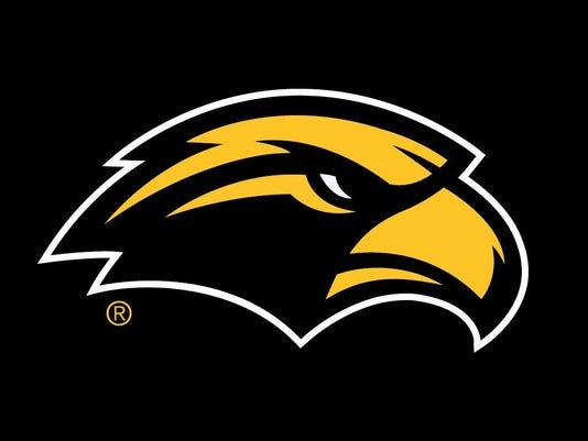 Eagle Head - Black Background