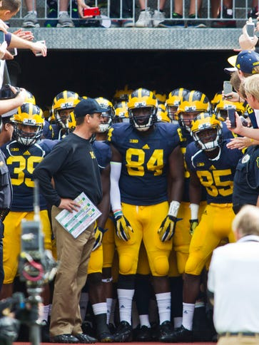 Michigan will provide a major challenge to unbeaten
