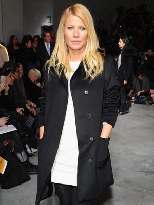 Gwyneth Paltrow on Feb. 12, 2014 in New York City.