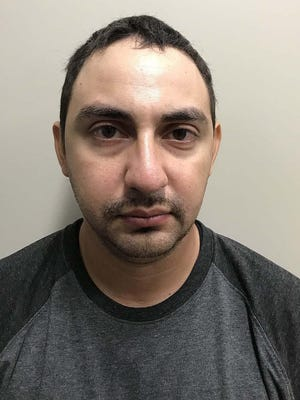 Danny Del Real of Dodge City, was sentenced on Dec. 3 to 10 years in federal prison for methamphetamine trafficking. Del Real had been arrested in September 2019 on federal warrants following a year-long investigation. FILE PHOTO