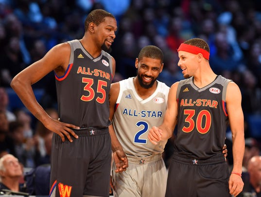 NBA: All Star Game-Eastern at Western