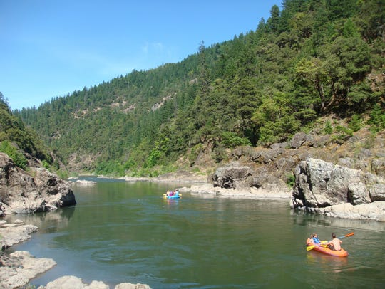 Rogue River recreation8