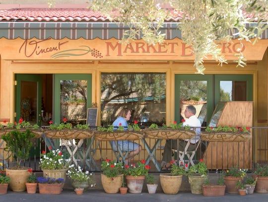 Vincent Market Bistro in Phoenix.