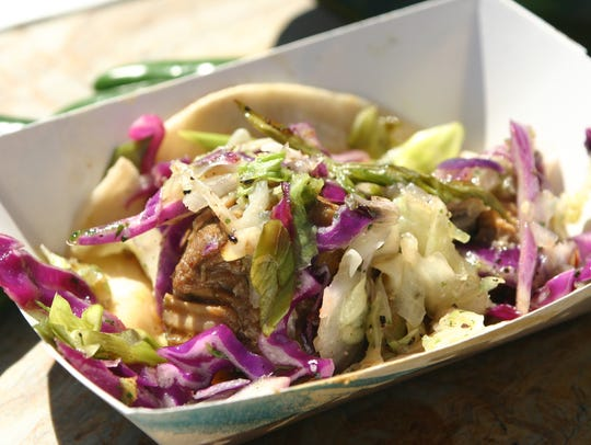 The Arizona Taco Festival returns Oct. 14-15 to Salt