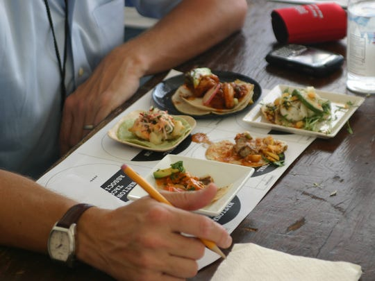 Tacos will be judged and Cincinnati's Best Tacos Awards