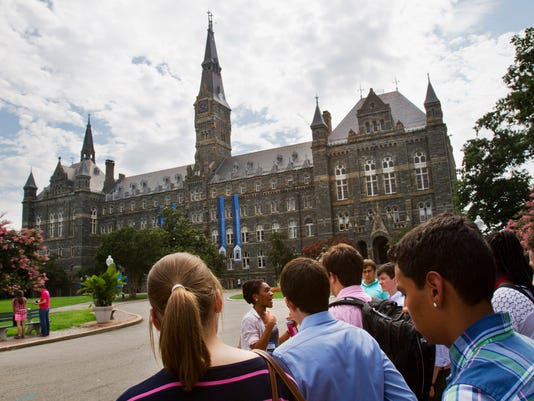 AP BACK TO SCHOOL WHAT COLLEGE COSTS A FILE USA DC