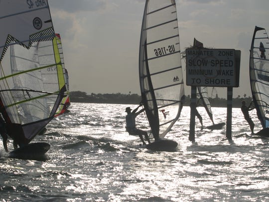Calema Windsurfing generally hosts the Calema Midwinters in March.