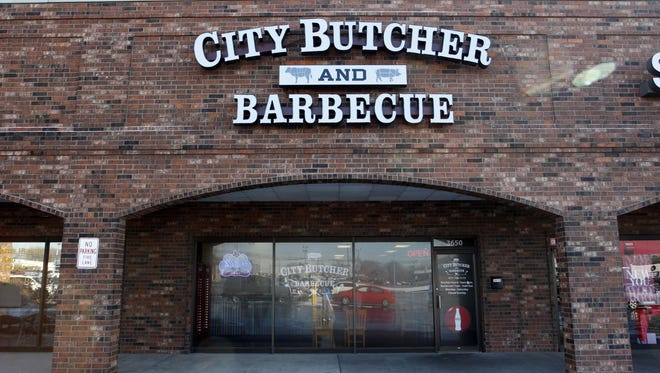City Butcher and Barbecue opened in November at 3560 S. Campbell Ave. after owners Jeremy Smith and Cody Smith built up a fan base for their meats at the Farmers Market of the Ozarks. Now they've signed a lease on space next door to double the restaurant's seating, smoker capacity and more.