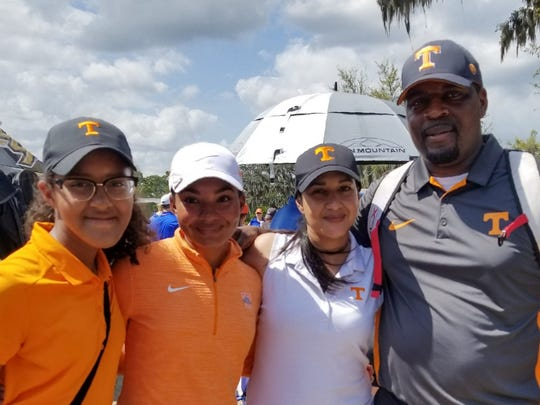 Tennessee's Mariah Smith has power to inspire others at Augusta National Women's Amateur