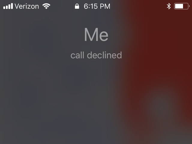 Getting Phone Calls From Yourself Don T Freak Out But Don T Answer