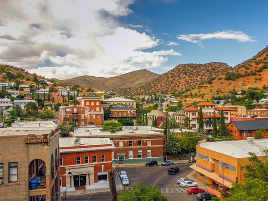 Bisbee named best historic small town Best villages in america