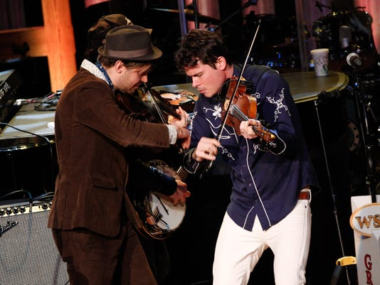 Opry At The Ryman With Old Crow Medicine Show, Chase Bryant, Del McCoury Band, Jeannie Seely And Mike Snider
