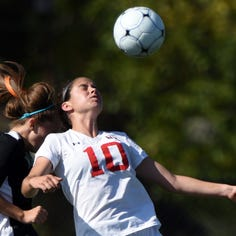 Girls are more likely to get concussions in sports, especially soccer, than boys