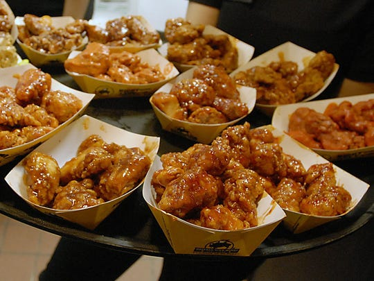 It was confirmed to The Bulletin that free chicken wings for a year to the first 100 customers through the doors during the grand opening will be the big promotion offered by Buffalo Wild Wings when the Mountain Home location opens in mid-November.