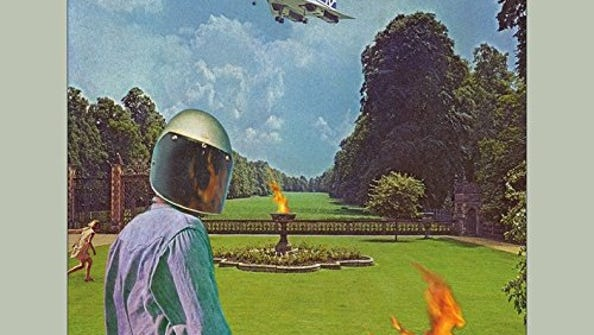 """Black Mountain has released its fourth album, """"IV."""""""