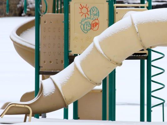 Winter at Menomonee Park