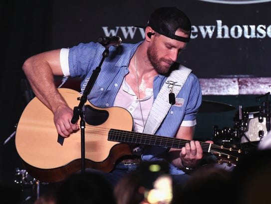 Chase Rice rounds out the lineup for the inaugural SummitFest in Blue Ash June 9.