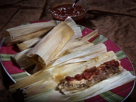 bourbon tamales