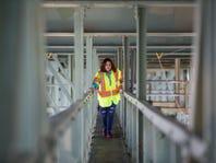 GALLERY: Under the Delaware Memorial Bridge