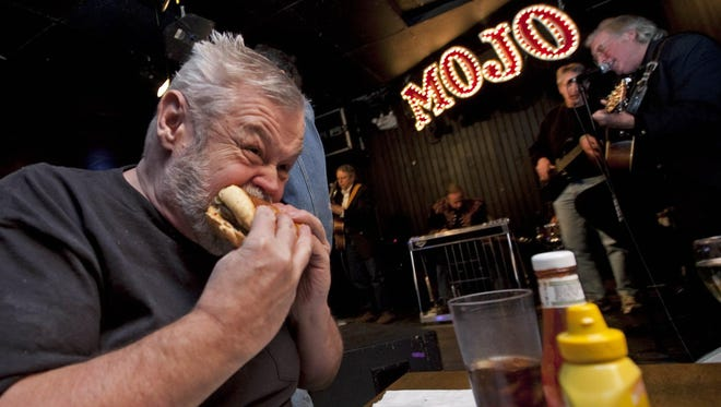 """Mojo Main's """"Half-Price Burger Band"""" has re-located following the Newark bar's March 24 closing. Scott Birney and Steve Hobson of The Sin City Band will make their Argilla Brewing Company debut tonight from 6-9."""