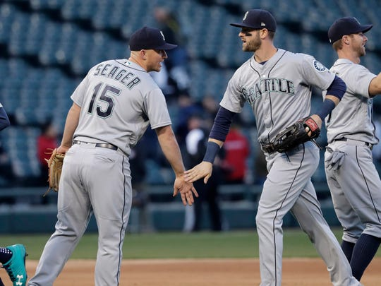Yes, the M's will take a step back in 2019. But if mainstays like Kyle Seager and Mitch Haniger can get hot and some of the young players contribute, Jim Moore thinks they may at least keep things interesting.