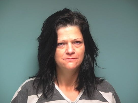 Adrianne Santrizos, 44, was sentenced to seven years