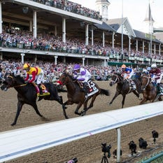 Kentucky Derby And Horse Racing Courier Journal