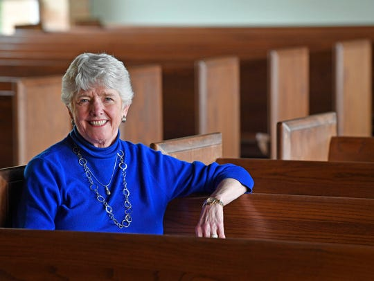 Susan Huggins -- an eighth-generation Nashvillian and