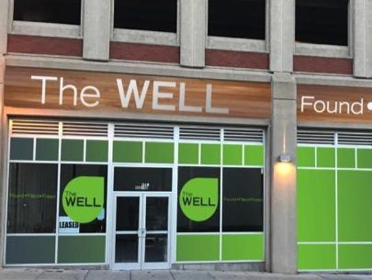 The Well will hold its first Sunday service at its