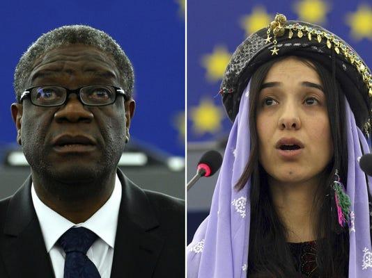 Nobel Peace Prize (2)