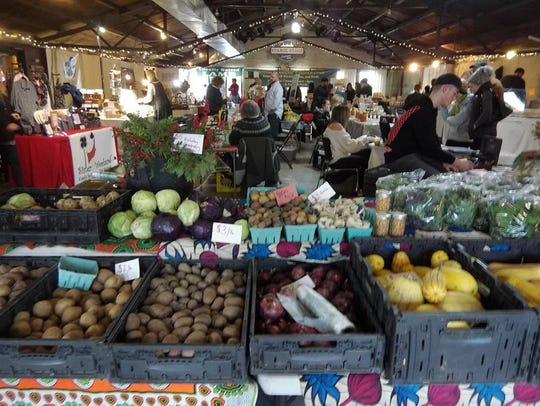 Stangl Factory Market.