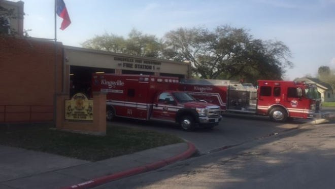 Kingsville Fire Department added two new engine to its fleet.