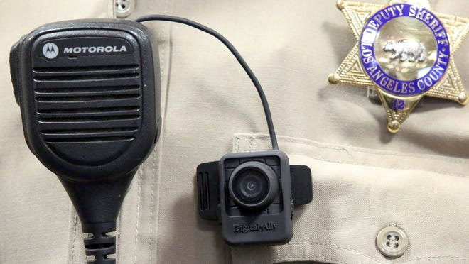 Police departments across the country are launching pilot programs to explore providing body cameras to departments.