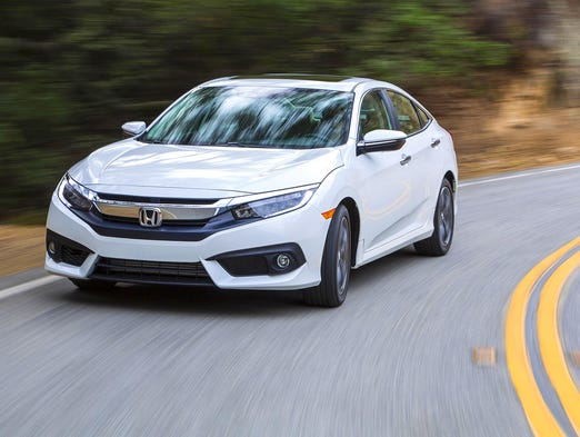 The creation of this new 10th-generation Civic represents