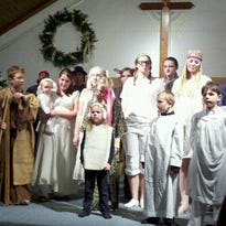 """Kids and youth from First Presbyterian Church will perform in """"O Little Town"""" Dec. 11."""