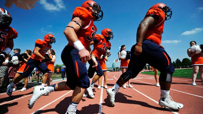 Gettysburg College hosts Dickinson on Saturday.