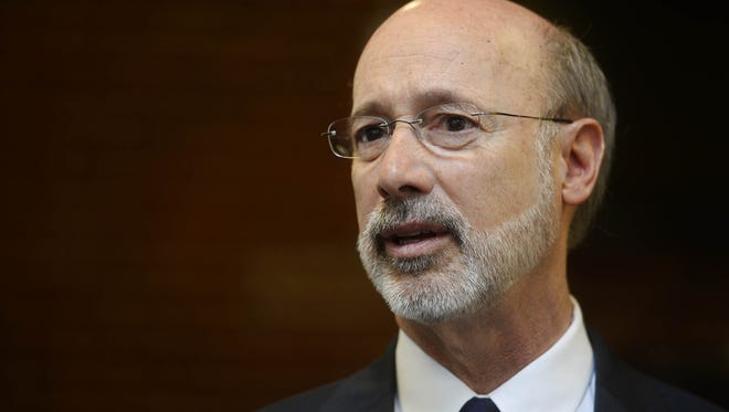 Gov. Tom Wolf and the Pennsylvania Legislature appear headed for another week of grappling over how to end a five-month budget stalemate.