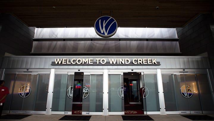 Former casino employee dismissed; other suspect denied bond in Wind Creek Montgomery casino heist case